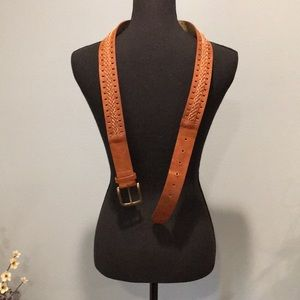 Accessories - 🏫 Brown Braided Belt